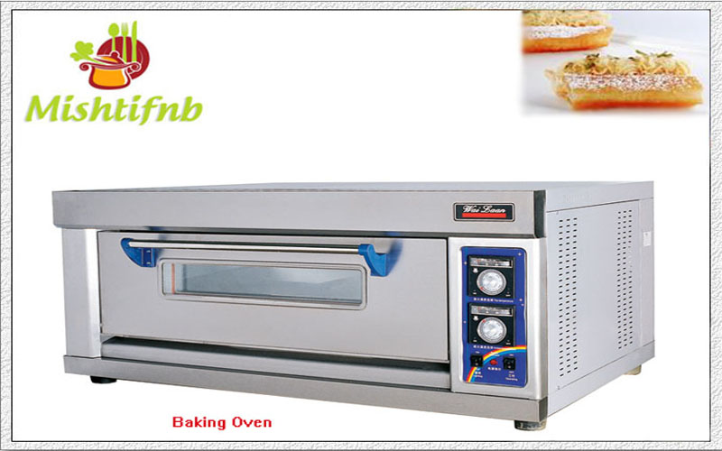 Gas Bakery Oven