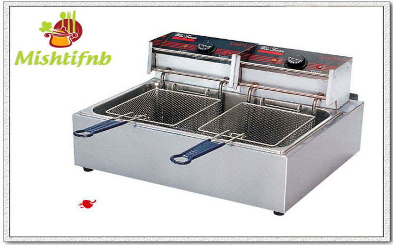 Twin Tabletop Deep Fat Fryer  EF-89