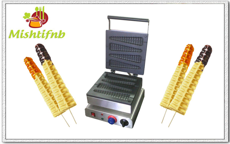 stick waffler maker machine